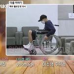 원인불명 허리 부상으로 휠체어 신세까지 지게 된 이봉주의