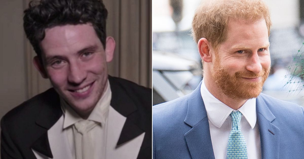 The Crown Star Josh O'Connor 'Delighted' After Prince Harry Speaks Out About The Show