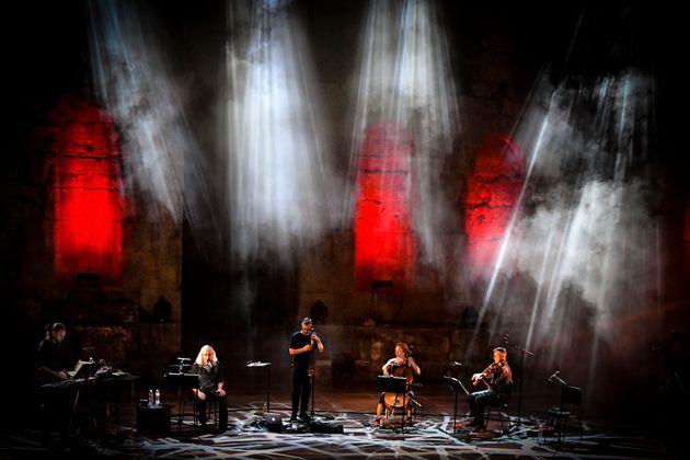 Η συναυλία του Γιάννη Αγγελάκα στο Ηρώδειο δωρεάν στο YouTube του Φεστιβάλ