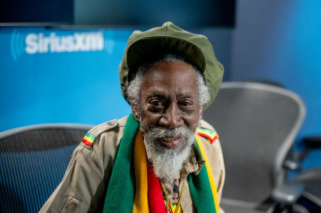 Bunny Wailer, pictured in
