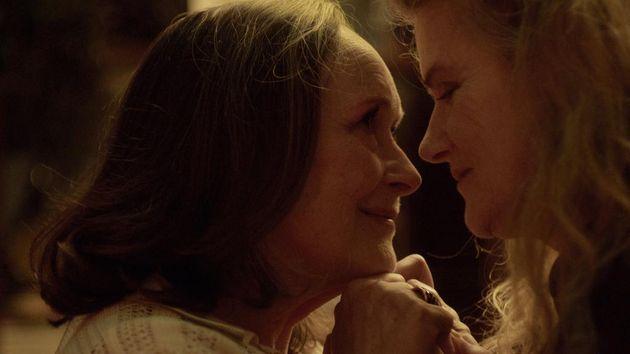 Una imagen de la película 'Entre