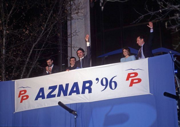 Victoria electoral del PP en