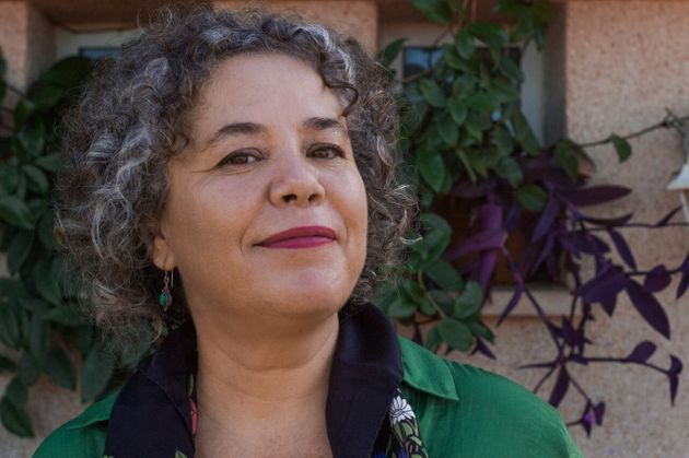 La autora Rosario