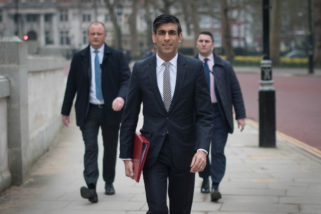 Chancellor Rishi Sunak will unveil his budget on