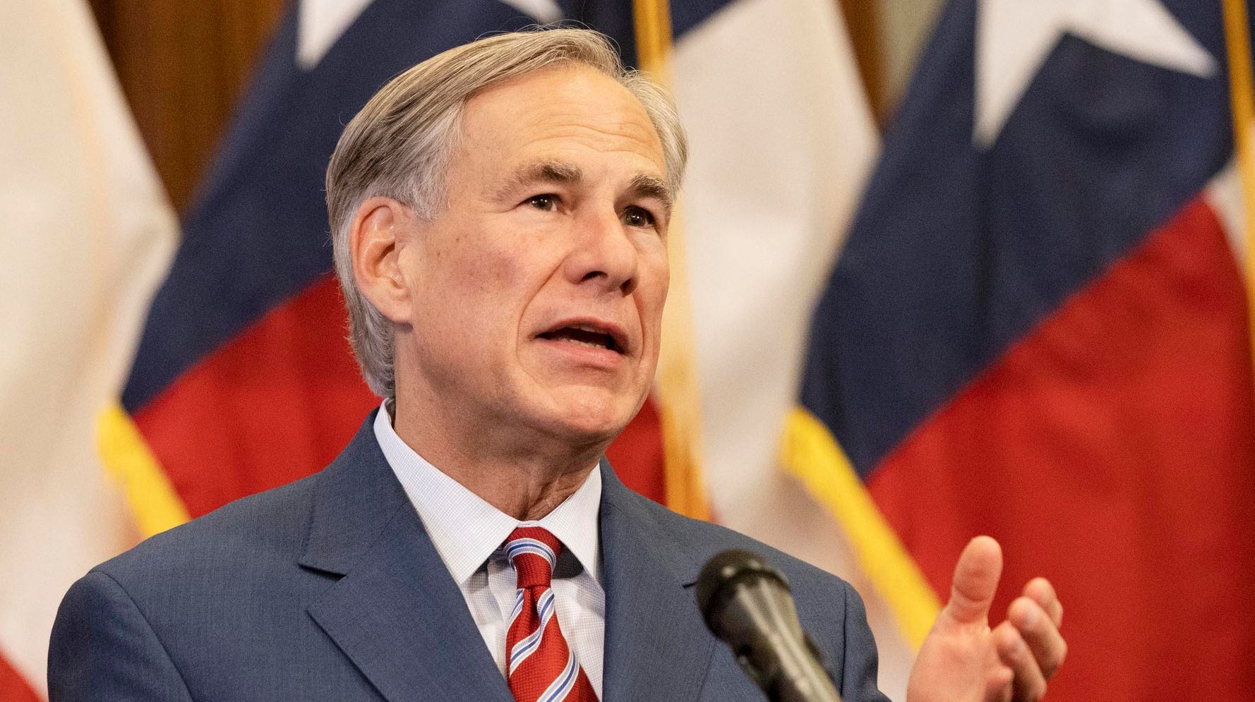 Texas Becomes Biggest State To Lift COVID-19 Mask Mandate