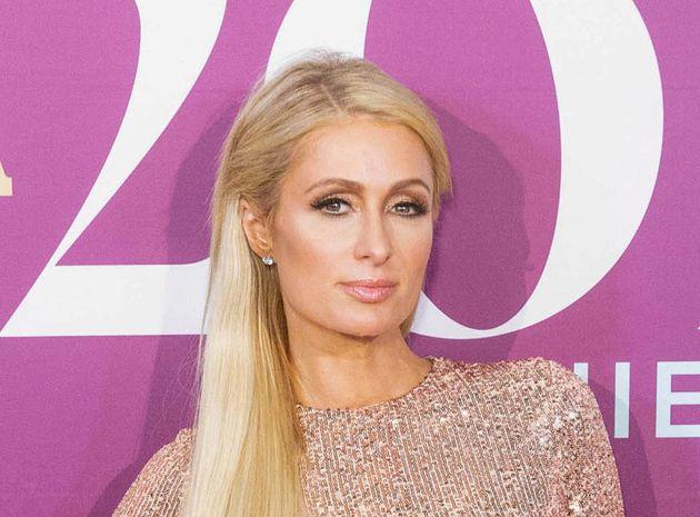 Paris Hilton, ici à New York en décembre