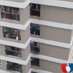Toddler Survives Fall From 12th-Story Balcony Thanks To 'Hero' Delivery