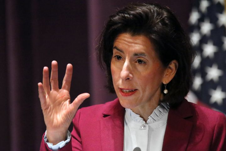 Governor Gina M. Raimondo is nominated as Biden's Secretary of Commerce. Once she is confirmed, McKee will become RI governor