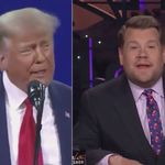 James Corden Spots The Trump CPAC Moment That Proves He's A