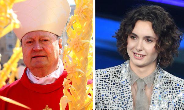 Sanremo 2021, il cardinal Ravasi segue il Festival e cita Madame su Twitter