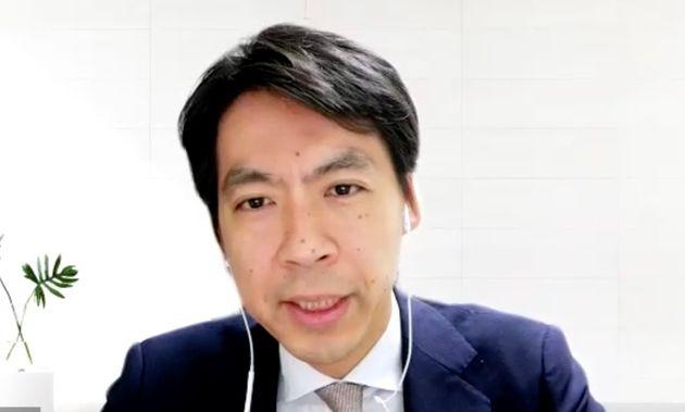 藤沢烈さん