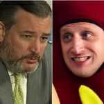 Chris Hayes Mocks Ted Cruz For Showing Up To Hearing 'In A Hot Dog