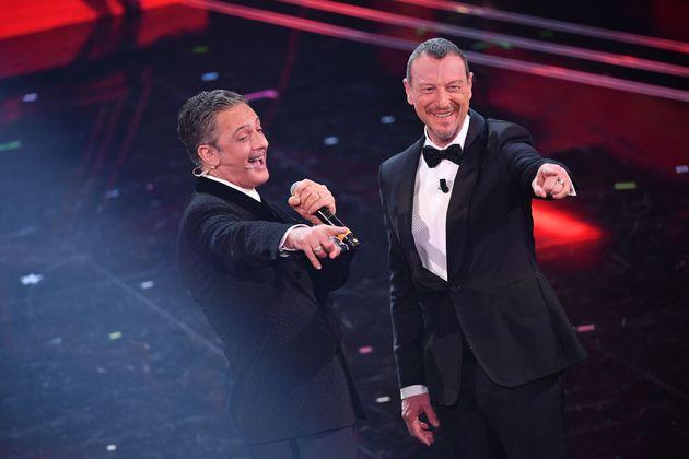 Sanremo 2021, gli ascolti della prima serata: 46,6 % di