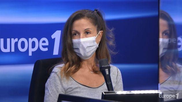 Coline Berry, mercredi 3 mars sur Europe 1, est revenue sur les accusations d'inceste portées contre...