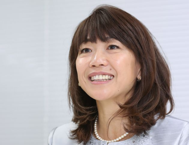 高橋尚子さん