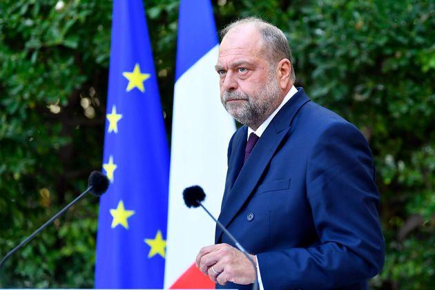 Ce que propose Dupond-Moretti, ici le 21 septembre 2020, pour réformer la