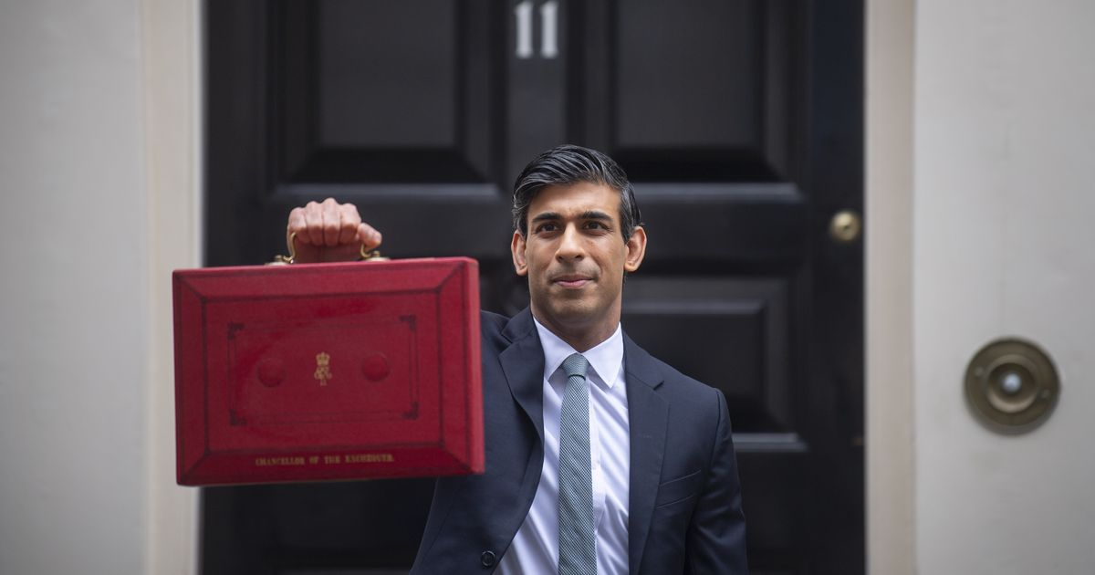 Rishi Sunak's Budget Explained In Two Minutes - cover