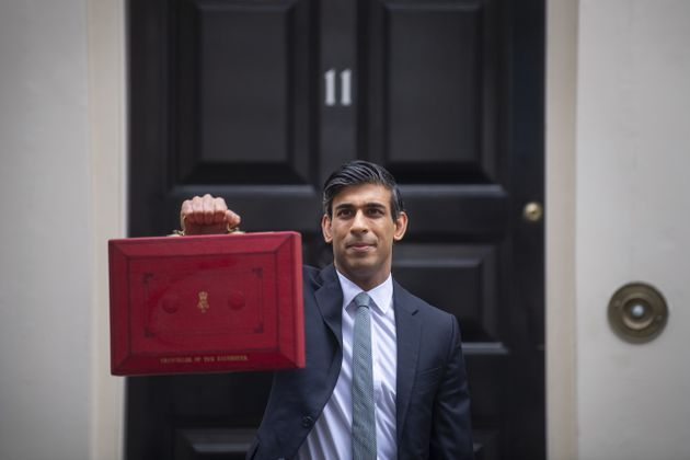 Rishi Sunak's Budget Explained In Two