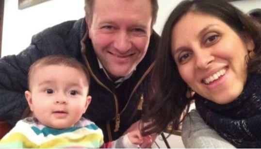 Nazanin's Iranian Prison Sentence Ends On Sunday – But Will She Be