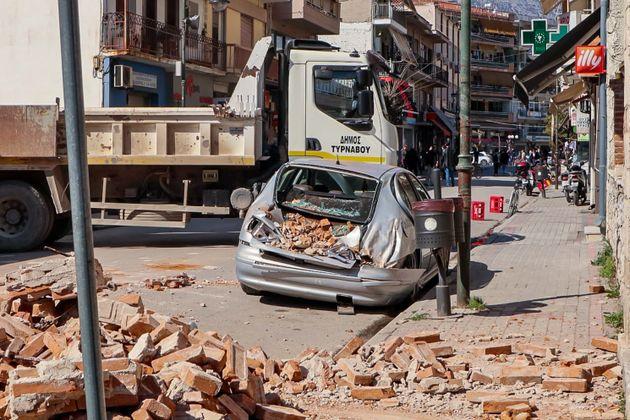 Παπαζάχος: 6,3 Ρίχτερ ο σεισμός στην Ελασσόνα, ισχυρότερος από ό,τι
