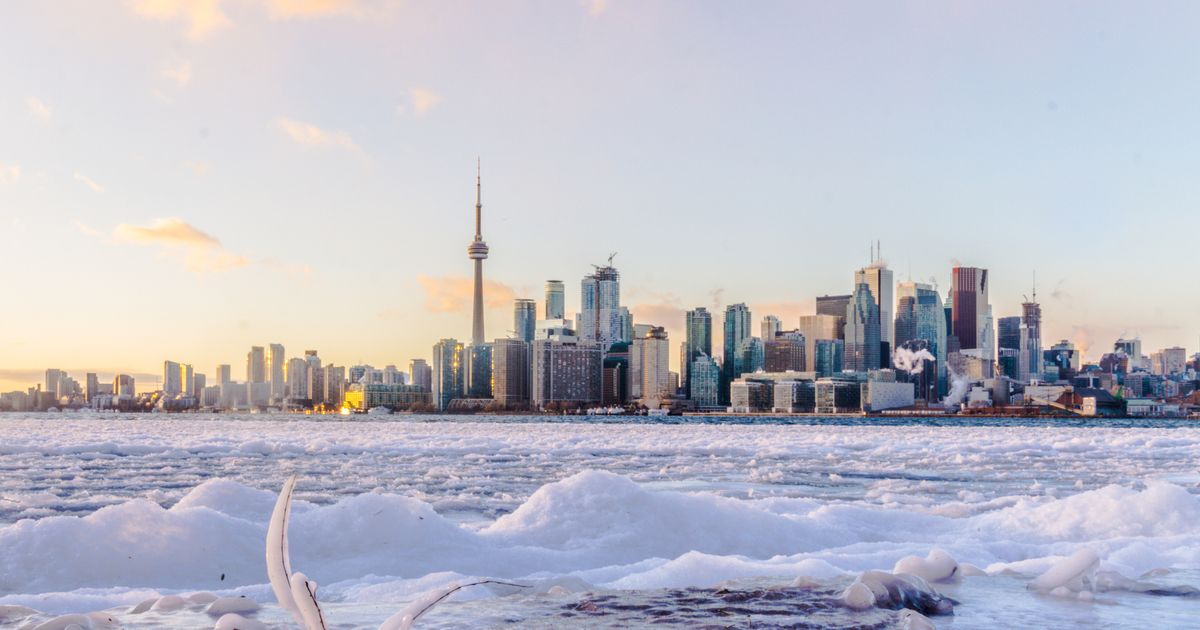 Greater Toronto's Average House Price Passes $1 Million