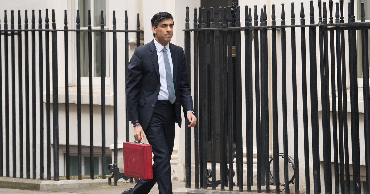 5 Announcements In The Budget That Rishi Sunak Won't Be Mentioning On Instagram