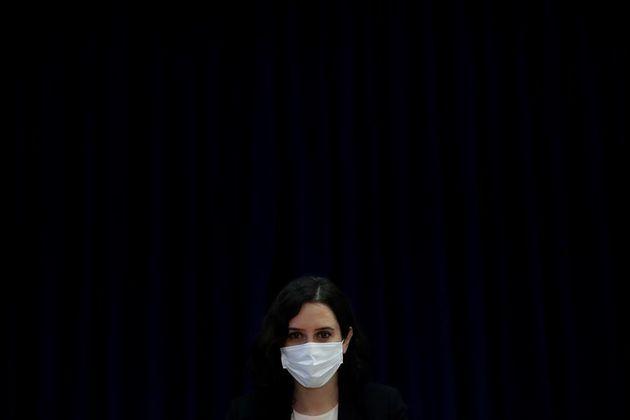 Isabel Díaz Ayuso, en una imagen de