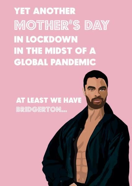 At Least We Have Bridgerton, Mother's Day Card, Thortful