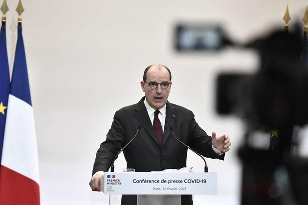 Castex en conférence de presse Covid jeudi, de nouvelles restrictions
