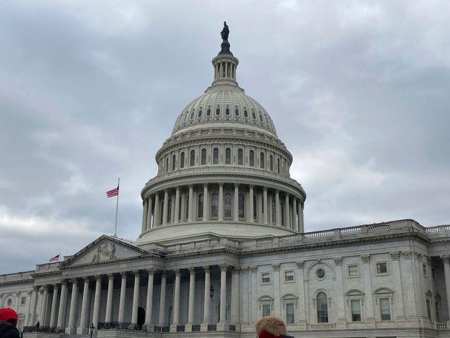 Aux États-Unis, la police du Capitole craint l'attaque d'une