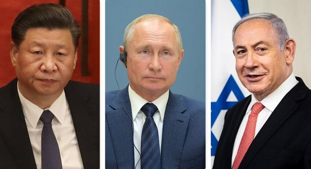 Xi, Putin e