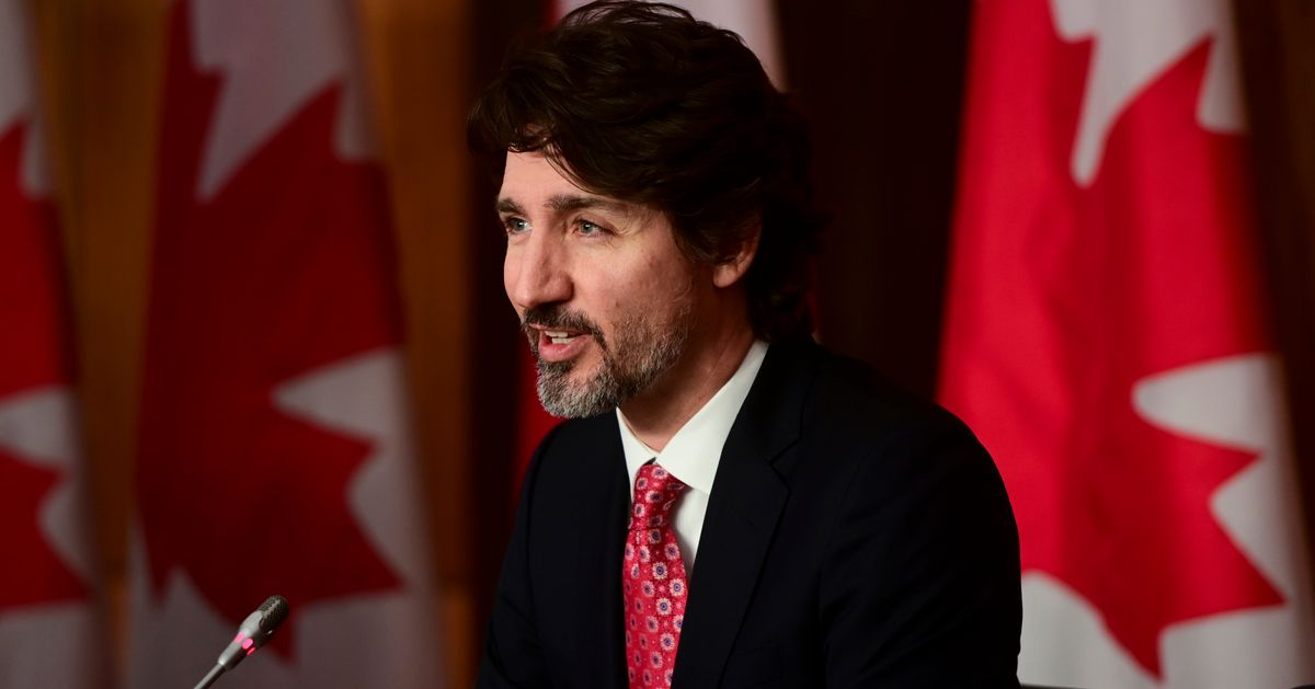 Trudeau Optimistic Canada's September Vaccination Goal Can Move Up