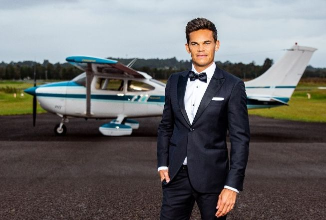 Channel 10 reveals Jimmy Nicholson as The Bachelor Australia 2021.