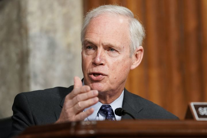 Sen. Ron Johnson (R-Wis.) said he plans to force a reading of the latest COVID-19 relief bill, which will further delay the m
