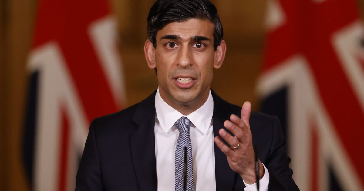 Rishi Sunak Is 'Going Long' On Covid Support, But Is He Going Short On The Next Election?