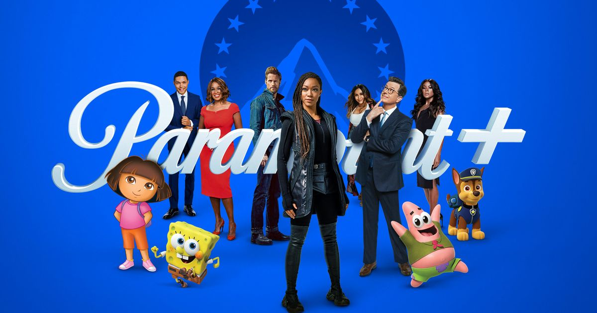 Paramount+: Everything To Know About The Newest Streaming Service - HuffPost