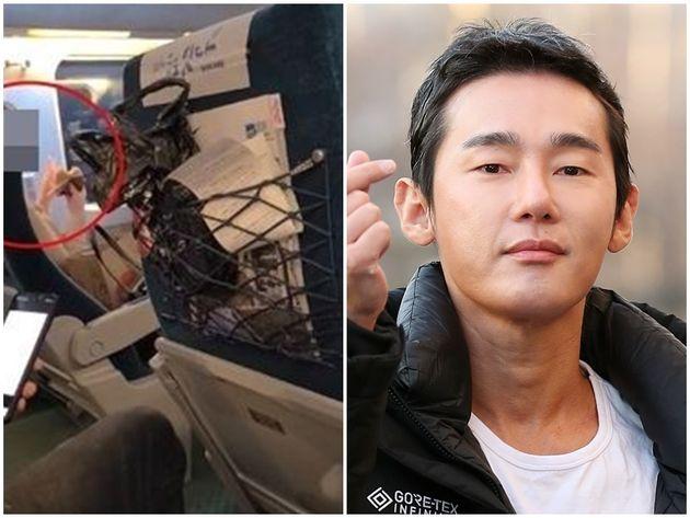 방송인 허지웅이 최근 논란이 된 'KTX 진상 승객' 사건에 의견을