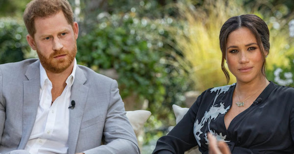 Buckingham Palace Breaks Silence On Meghan And Harry's Explosive Interview With Oprah