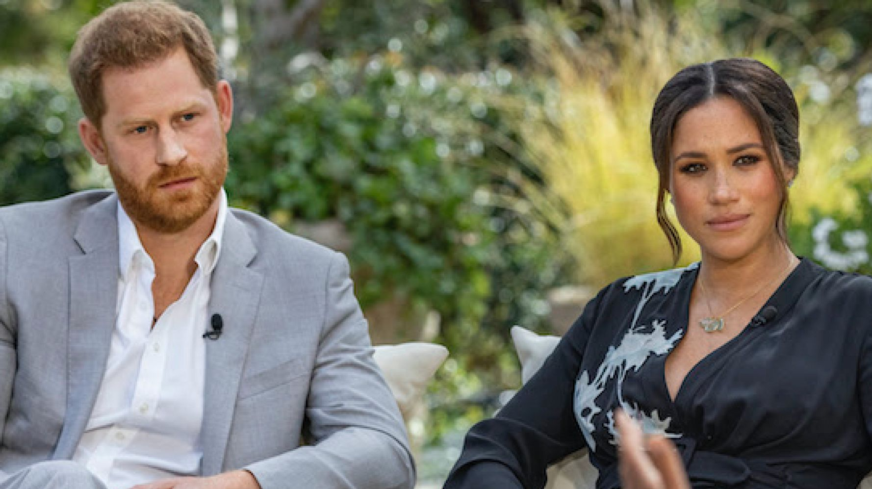 Meghan Markle Alludes To Rigid Royal Restrictions In New Oprah Clip