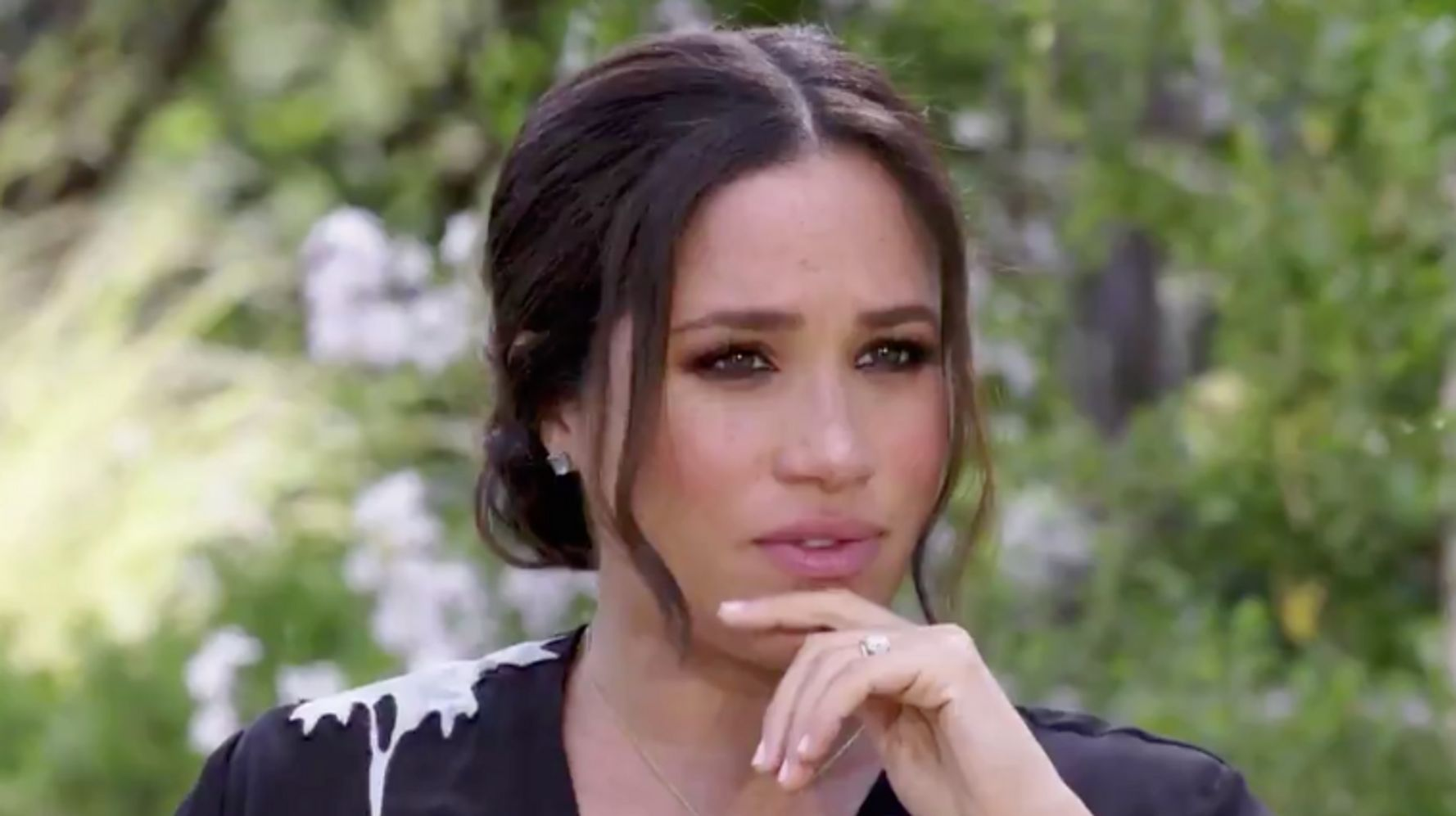 Меган Маркл говорит, что дворец «увековечивает ложь о нас» в новом клипе Опры