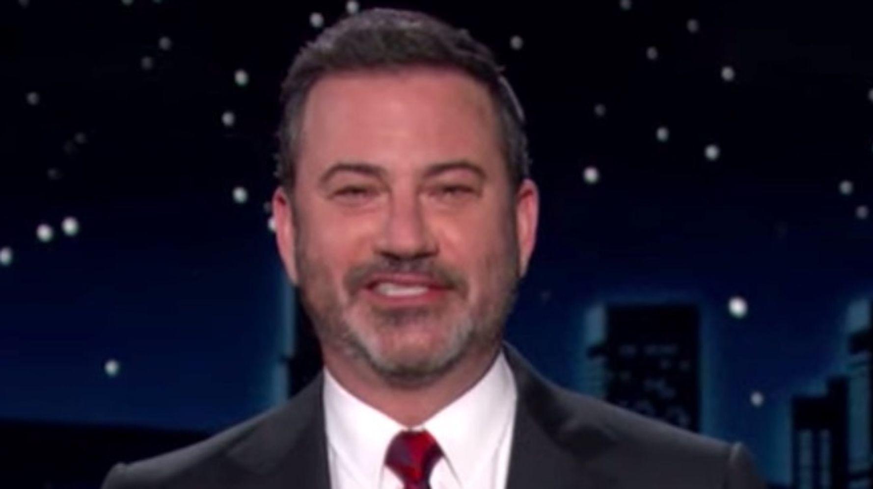 Киммел дает QAnon 'QAnuts' новое пророчество Трампа, которое обязательно должно сбыться