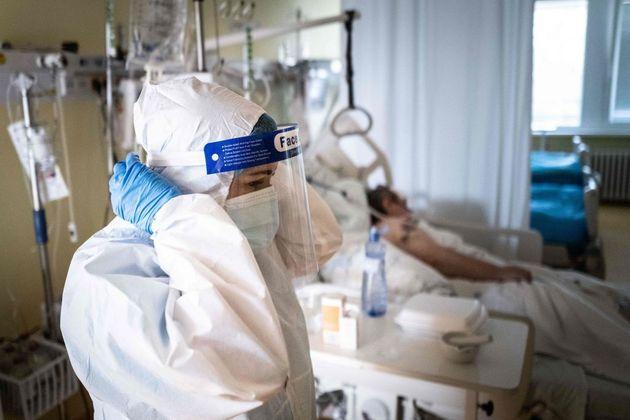 Σλοβακία, η χώρα με τον υψηλότερο δείκτη θνητότητας κορονοϊού στον