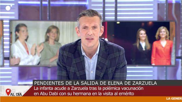 Joaquín Prat en Cuatro al