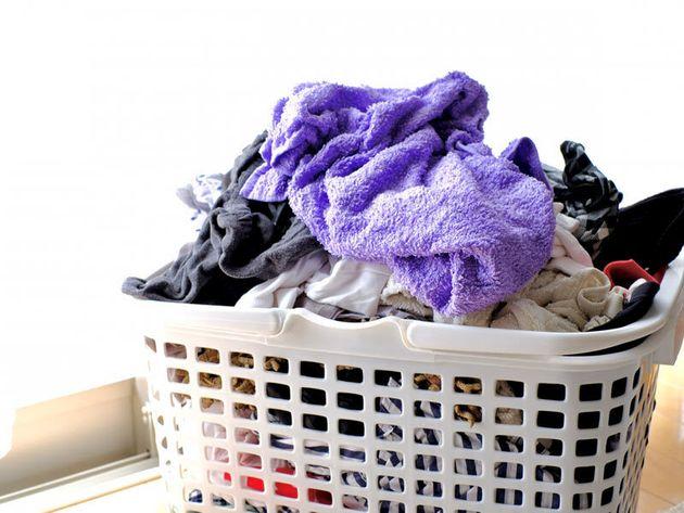 洗濯物がティッシュまみれ!