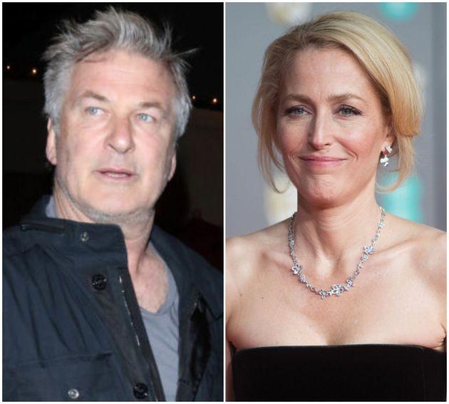 Alec Baldwin and Gillian