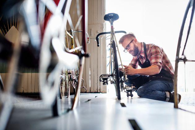 Riciclatori di bici abbandonate crescono (di M.P. Terrosi)