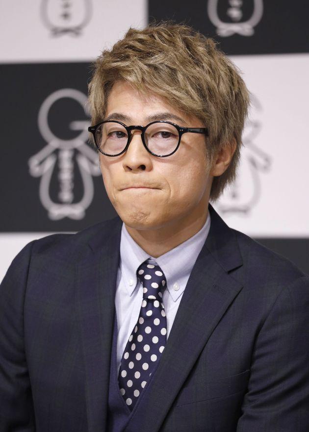 田村淳さん(2020年撮影)