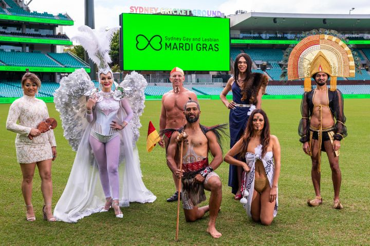 When is Sydney Mardi Gras 2021?  Festivities will take place at Sydney Cricket Ground on Saturday March 6 from about 6pm AEDT.