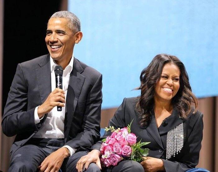 Μπαράκ και Μισέλ Ομπάμα