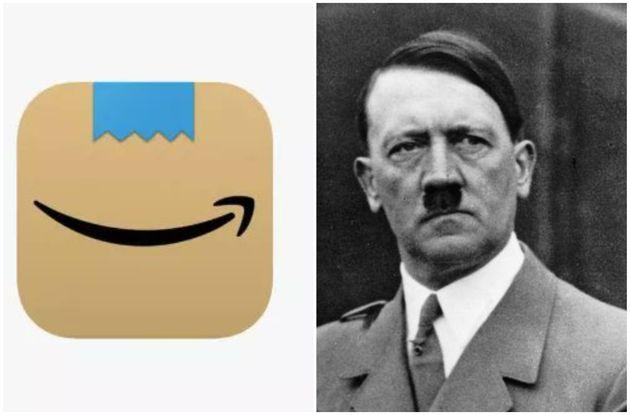 Η Amazon άλλαξε το λογότυπο στο app γιατί έμοιαζε με το μουστάκι του